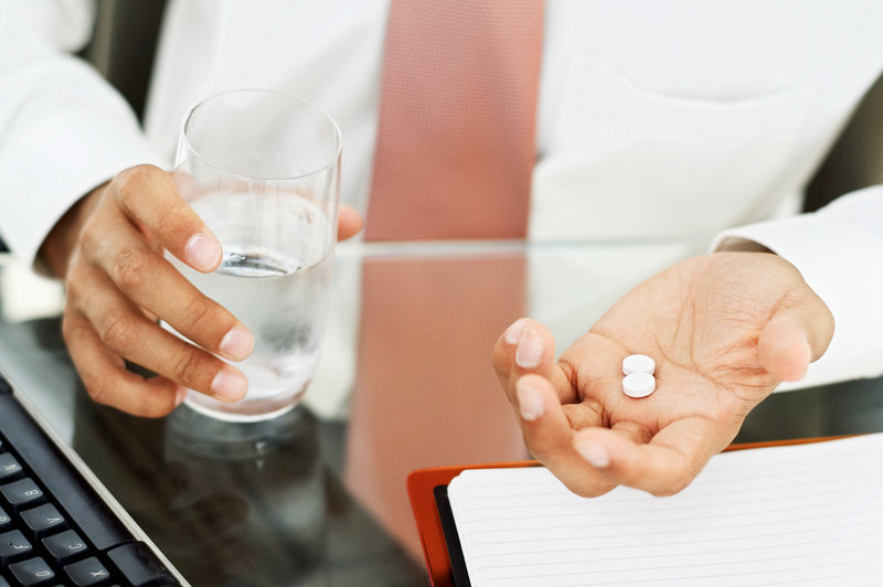 The effects of opioid abuse can go unnoticed at work. (George Doyle/Getty Images)